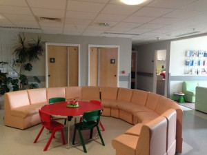 Manchester Cleft Dental Reception